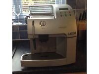 Gaggia syncony digital bean to cup coffee machine