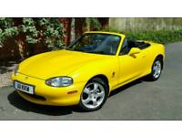 Mazda MX-5 California 1.6i Convertible