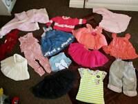 Baby cloths bundle