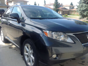 2010 Lexus RX 350 TOURING SUV, Crossover
