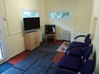 A Room. a Hub with a Plot of Land to Let. Perfect as a Car Sales Pitch or Parking. Fits 18 Cars