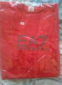 Brand new Emporio Armani tshirt / top
