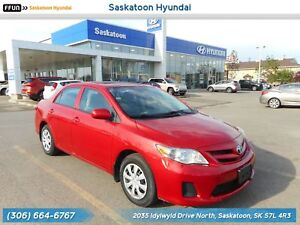 2013 Toyota Corolla CE PST Paid - Sunroof - Air Conditioning