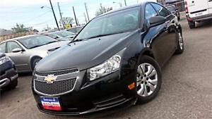 2013 Chevrolet Cruze LS  ONE OWNER, Accident Fee. Auto, 1.8L