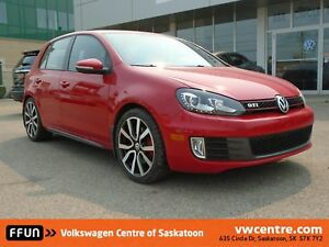 2012 Volkswagen Golf GTI 5-Door