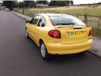 One Off, Stunning Condition , FSH, Low Mileage Renault Megane 1.6 Coupe 16V Sport