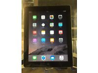 i pad 2 16 GB wifi only mint condition black,silver color