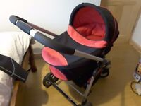 Icandy Cheery travel system with car seat
