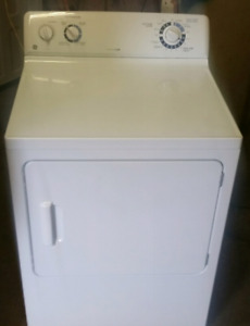 Very nice ge super capacity dryer works great no worries