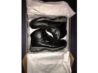 Tomcat Dakota Black Waterproof Non-Metallic Hiker Safety Work Boots (Size 8)