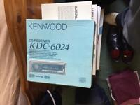 Kenwood KDC6024 CD / Radio