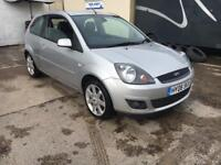2008 Ford Fiesta Zetec Blue Edition