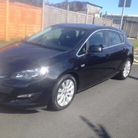 vauxhall astra eco flex ( zero road tax ) low millage