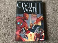 Marvel's Civil War II Graphic Novel
