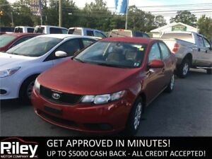 2010 Kia Forte LX STARTING AT $67.46 BIWEEKLY