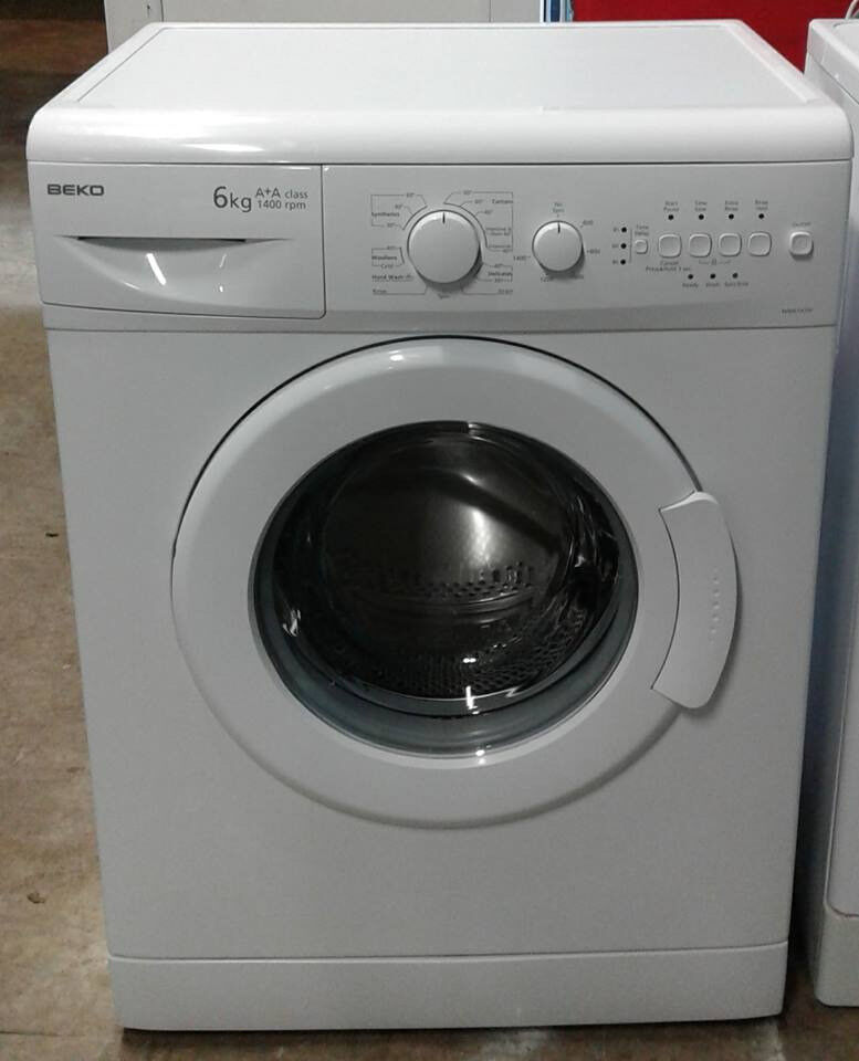 c200 white beko 6kg 1400spin A A washing machine comes with warranty can be delivered or collectedin Fulwood, LancashireGumtree - Starting from £90 to £600 we have something for most budgets ✔Cookers ✔Washers ✔Dryers ✔Dish Washers ✔Refridgeration. Come with minimum 6 months parts and labour guarantee. Shop Address (Public Only 100 in stock) OPEN 7 DAYS MON TO SAT...