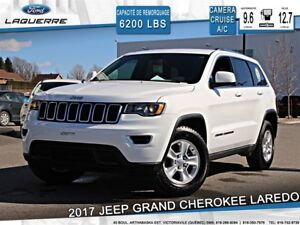2017 Jeep Grand Cherokee LAREDO**4X4*CAMERA *HITCH*CRUISE*A/C**