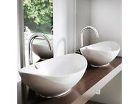 new Durovin ceramic basin bowl for sale