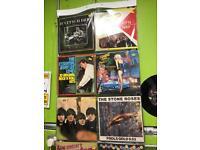 Vinyl Record Albums 4 Sale