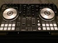 Pioneer ddj sr controller with magma case