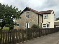 Four bed detached cottage to rent