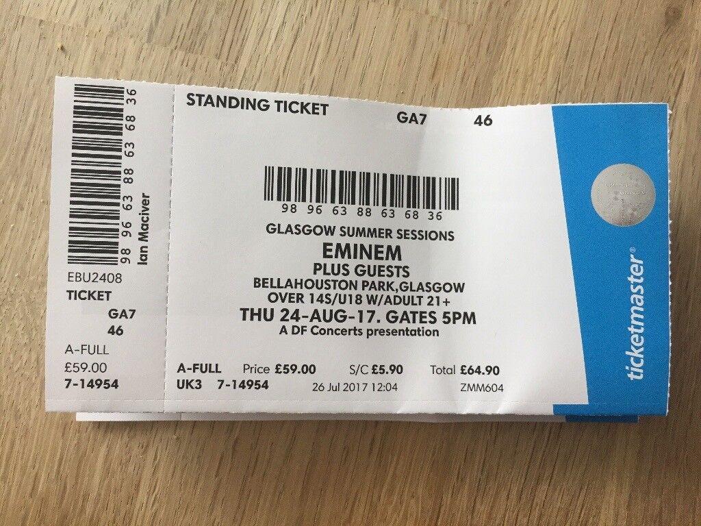 eminem tickets - photo #13