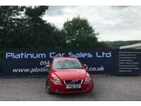 VOLVO V50 DRIVE SE EDITION LUX S/S (red) 2011