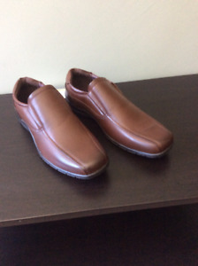 Men's Dress Shoes - Size 10 (Fits like 11) - NEVER WORN