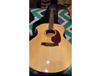 Chord junbo accoustic guitar like new
