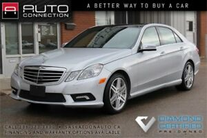 2010 Mercedes-Benz E550 4MATIC ** MASSAGING SEAT + MUCH MORE **