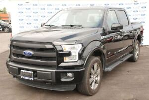 2015 Ford F-150 Lariat*Leather*Moonroof
