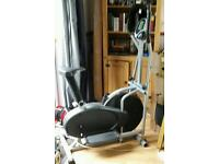 X trainer exercise bike