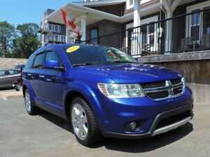 2012 Dodge Journey R/T / 3.6L V6 / Auto / AWD **Sporty SUV**