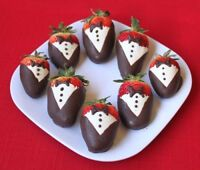 Chocolate Strawberries Catering Service