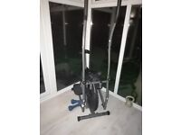 Body Sculpture Dual Action 2-in-1 Fan Elliptical and Bike -Summer holiday offer only £50