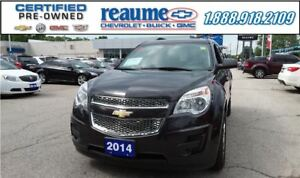 2014 Chevrolet Equinox LT AWD HEATED SEATS REMOTE STARTER