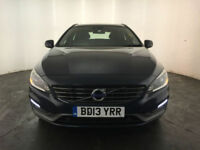 2014 VOLVO V60 BUSINESS EDITION D2 DIESEL 1 OWNER SERVICE HISTORY FINANCE PX