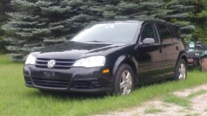 2009 Volkswagen Golf City $5800 120,000 kms