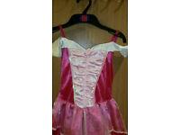 Disney Princess Aurora dress 7yrs