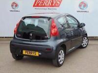 2011 Peugeot 107 1.0 Urban 3 door Petrol Hatchback