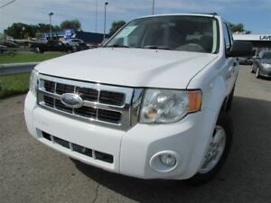 2008 Ford Escape XLT 2.3L A/C CRUISE ** TPS ET TRANSIT INCLUS **