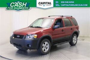 2005 Ford Escape XLT 4WD **New Arrival**