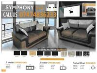 Symphony sofa with free cushions ZCQA