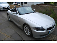 BMW Z4 2.0i Sport Roadster. One owner from new. Great car for enjoying life.