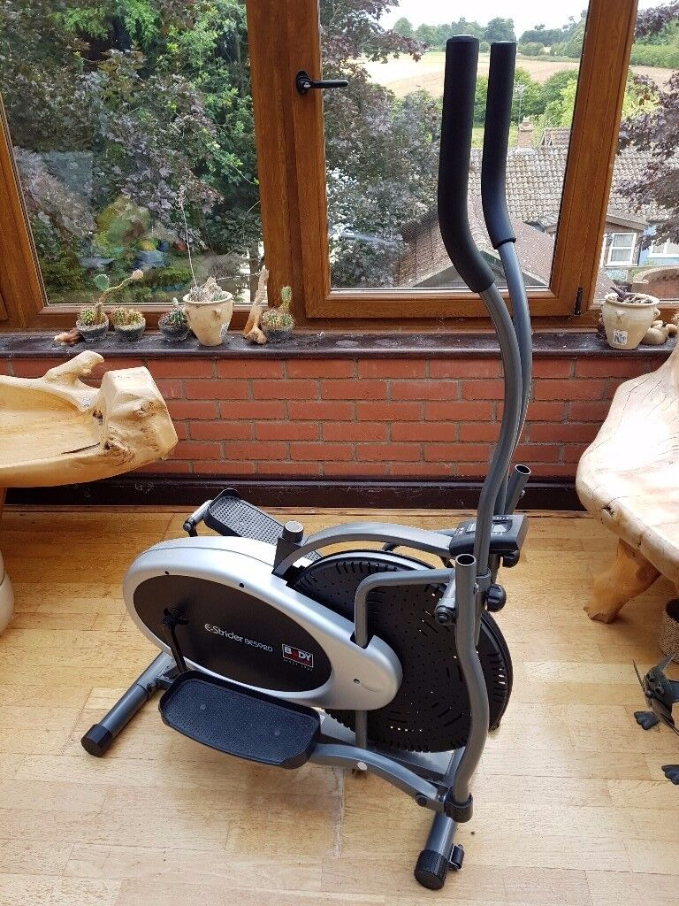 Body Sculpture E Strider BE5920in Norwich, NorfolkGumtree - Body Sculpture stepper, used for less than an hour, very good condition. Open to offers around listed price thanks