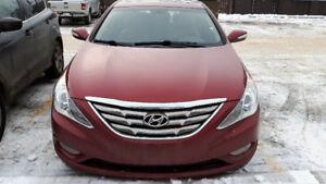 2011 Hyundai Sonata Limited w/Nav Sedan