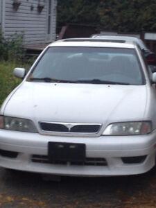 OBO 1999 Infiniti G20 Sedan, selling as is