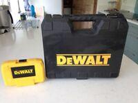 DeWalt 18v X R LI-ION Cordless Drill