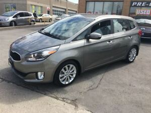 2015 Kia Rondo EX Luxury/CLEAN CAR PROOF/LEATHER/BACK UP CAMERA