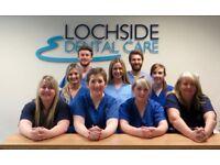 Full time qualified GDC registered Dental Nurse